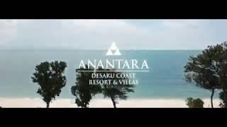 Anantara Desaru Coast Resort & Villas Reopens!