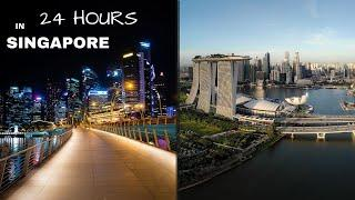 24 HOURS in SINGAPORE - What a CRAZY Place!!