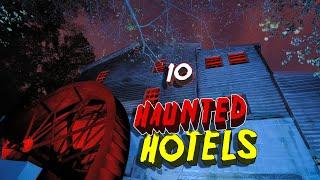 10 Most Haunted Hotels in The US (Part 1)